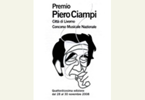 Premio Piero Ciampi, Livorno